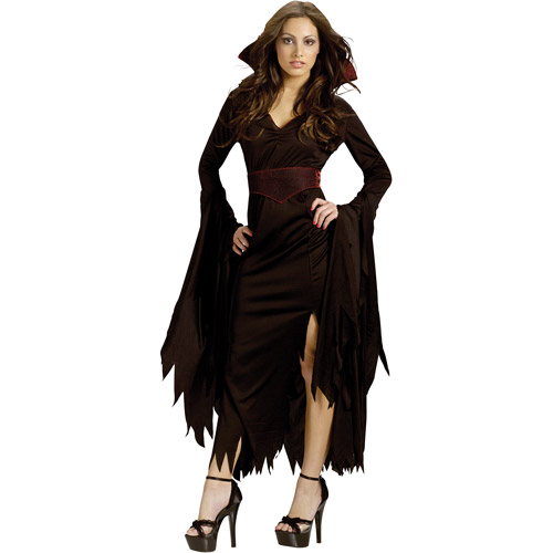 Gothic Vamp Adult Halloween Costume