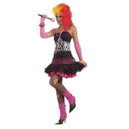 80's Material Girl Adult Female Costume for $<!---->