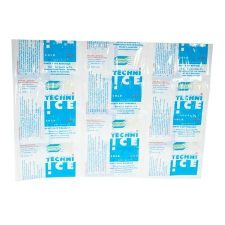 Techni Ice Heavy Duty  4 Ply Reusable Ice & Heat Packs (5 sheets)](Ice Pack Headband)