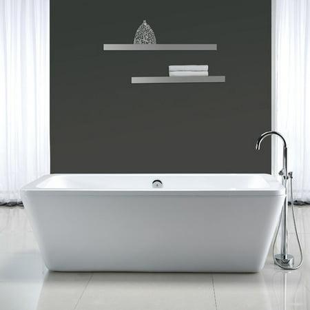 Ove Decors Kido 69 39 39 X 23 39 39 Acrylic Freestanding Bathtub Wa