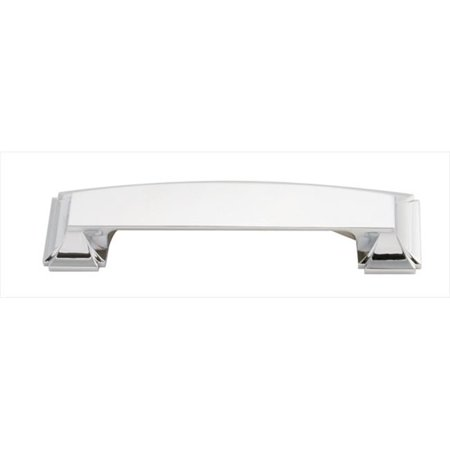 3 In. and 96mm Bridges Chrome Cabinet Cup Pull - image 1 of 1