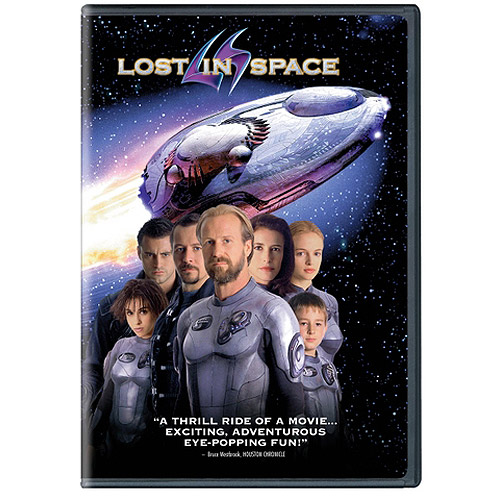 LOST IN SPACE 1998 (DVD/PLATINUM/WS/DUAL/L/CAST BIOS/MUSIC VIDEO)