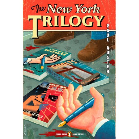 - The New York Trilogy : (Penguin Classics Deluxe Edition)