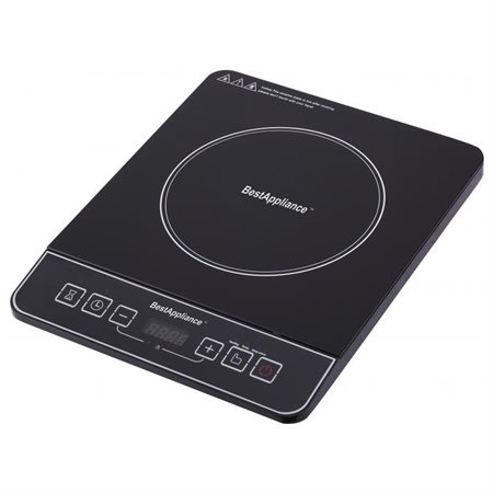New Black Professional Portable Induction Cooktop Counter Top Burner By  BestA.