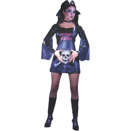 Morris Costumes Womens Blood Sucker Adult Small Medium - Sucker Punch Costume