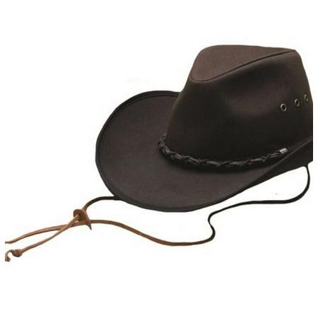 Australian Outback Hats (Outback Trading Hat Mens Bootlegger Oilskin Waterproof Classic)
