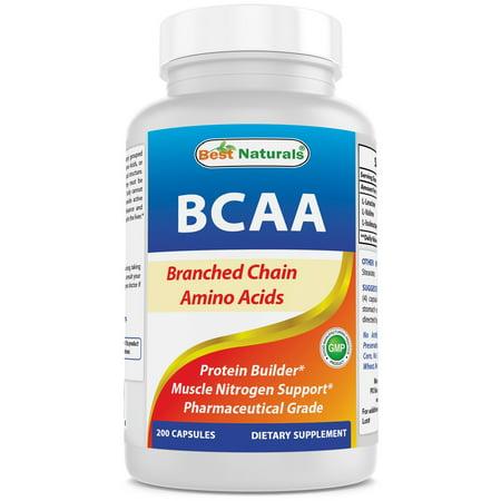Best Naturals BCAA 3200 mg per serving 200