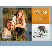 "First Aid Kit 3.5""X9""X5""-"