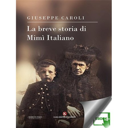 La breve storia di Mimì Italiano - eBook (Film Halloween Italiano)