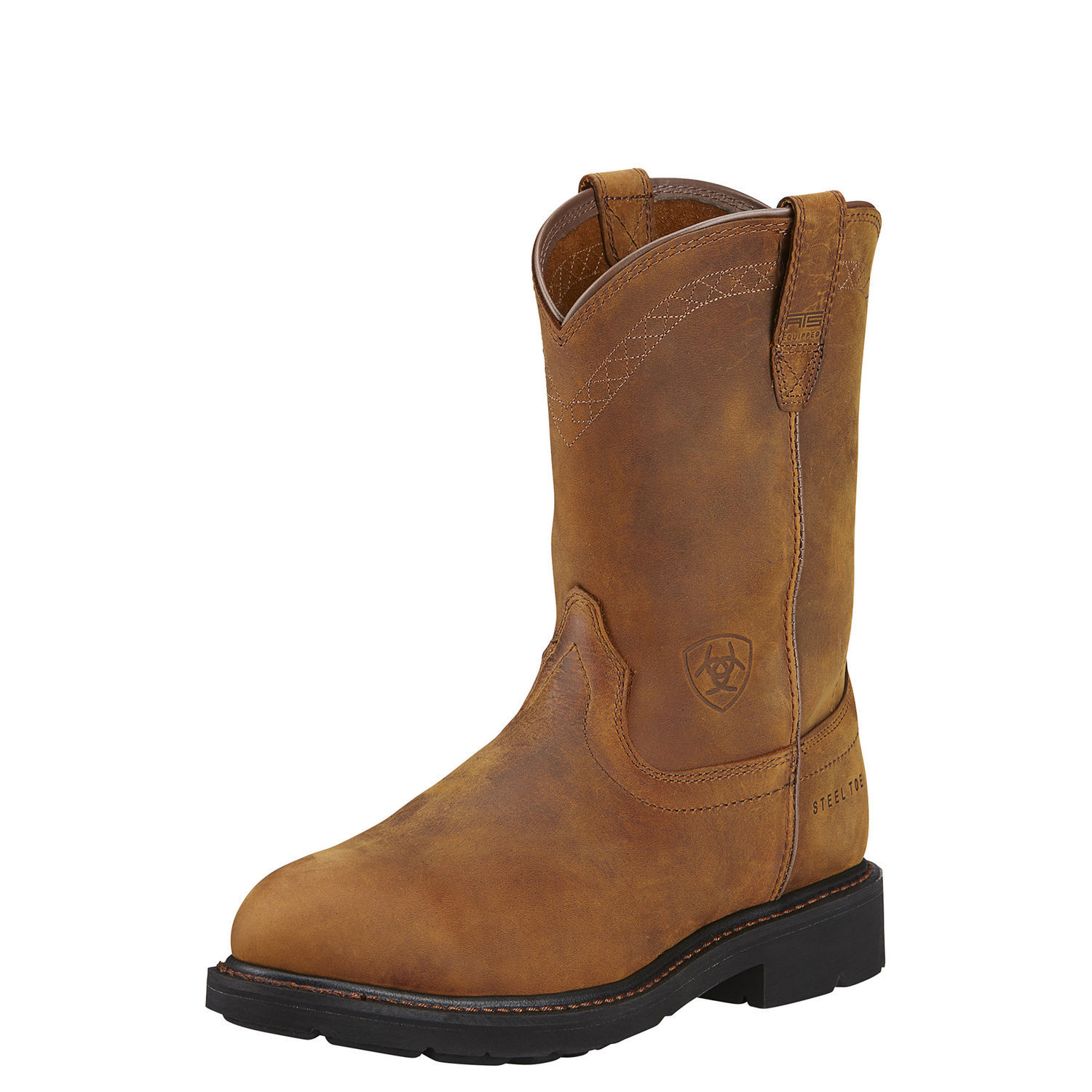 Ariat Men's Sierra Work Boot Steel Toe - 10002449