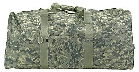 "36"" Cargo Duffle Bag Digital Camo by"