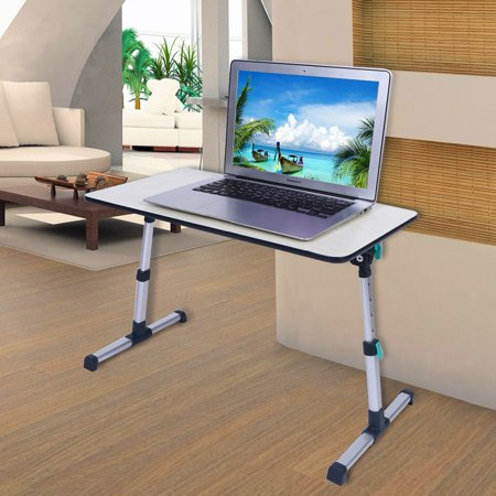 Filfeel Adjustable Portable Standing Desk Laptop Computer Table Foldable Sofa Breakfast Bed Tray, Laptop Tables, Foldable Laptop