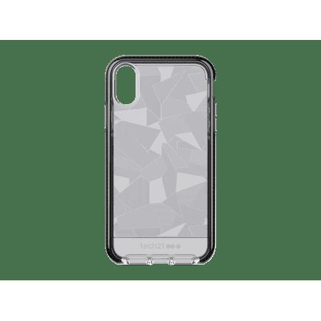 Tech21 Evo Edge for iPhone XR - Smokey/Black (Tech21 Evo Elite Case For Iphone 7)