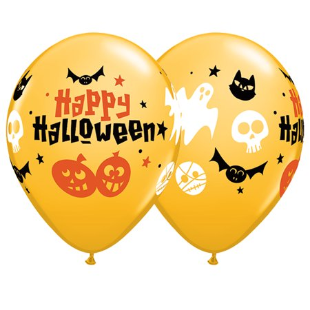 Qualatex Fun Happy Halloween Designs 11