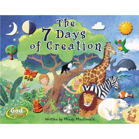 The 7 Days of Creation (Board Book)](Days Of Creation)