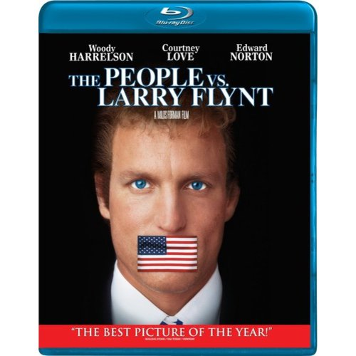 The People Vs. Larry Flynt (Blu-ray) (Widescreen)