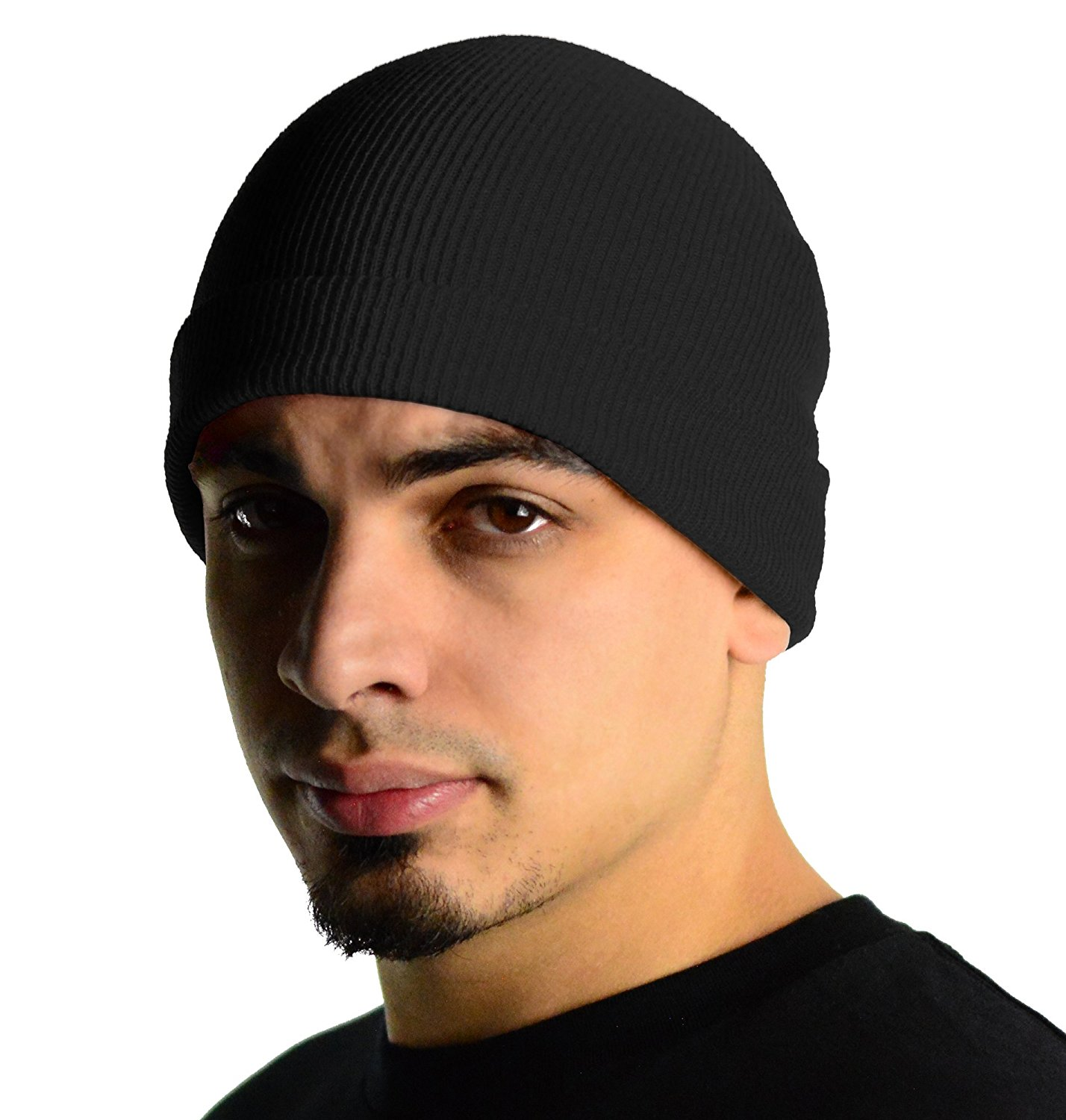 Mato & Hash 100% Fine Wool Watch Cap Beanie