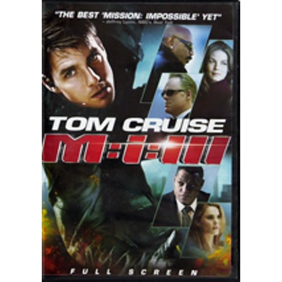Mission: Impossible 3 (Full Frame)