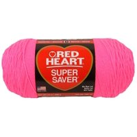 Red Heart Super Saver Amethyst Yarn, 1 Each