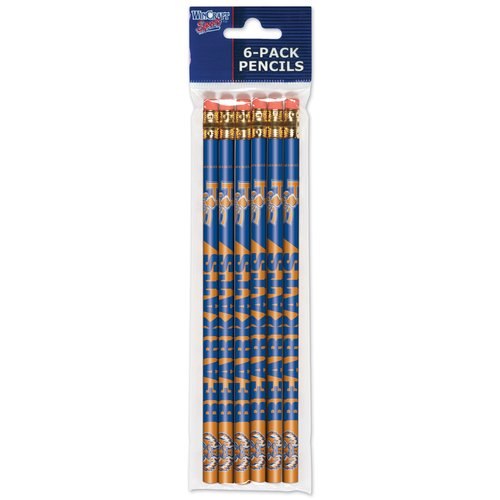 American Logo Products Sam Houston State Bearkats Pencils, 6-Pack