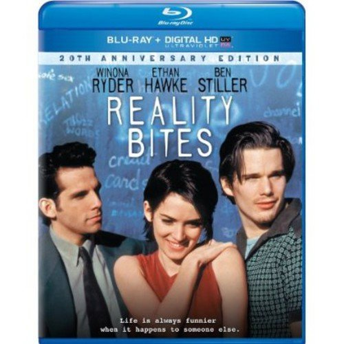 Reality Bites (20th Anniversary Edition) (Blu-ray   Digital HD) (With INSTAWATCH) (Widescreen)