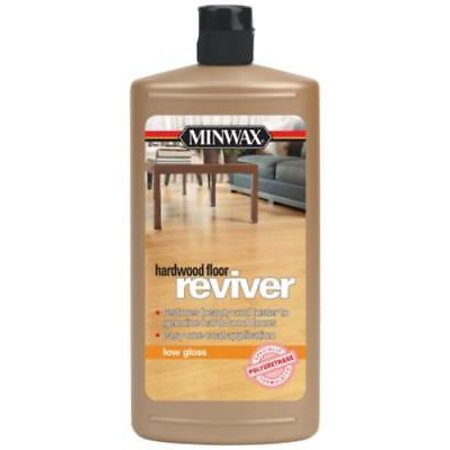 Quart Low Gloss Hardwood Floor Reviver Only One
