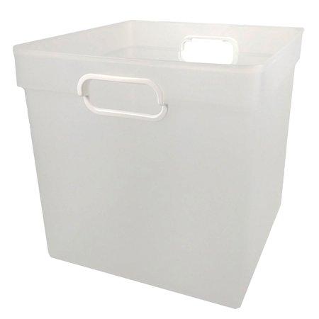 Clear Cube (CUBE BIN CLEAR )