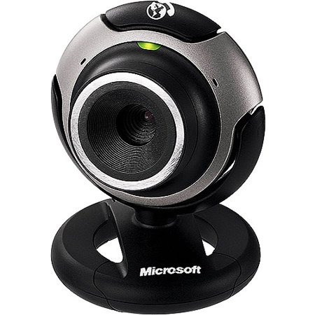 Microsoft Lifecam Vx 3000 Webcam   Black