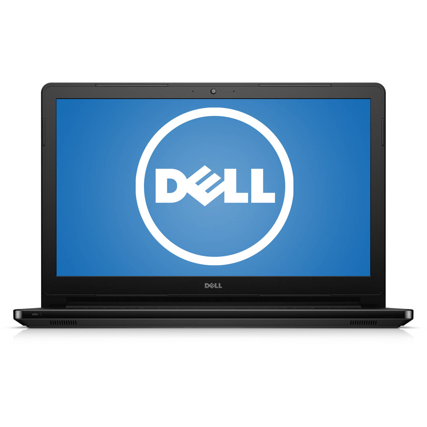 """Dell Black 15.6"""" Inspiron i5551-1667BLK Laptop PC with Intel Pentium N3540 Processor, 4GB Memory, 500GB Hard Drive and Windows 8.1  (Free Windows 10 Upgrade before July 29, 2016)"""