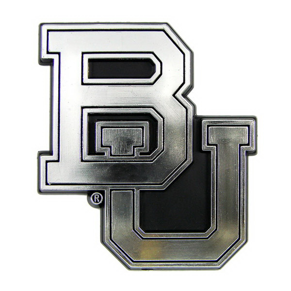 NCAA Baylor Chrome Emblem