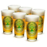Police 16 oz. Pint Glass Police Irelands Finest (Case of 12) by Erazor Bits