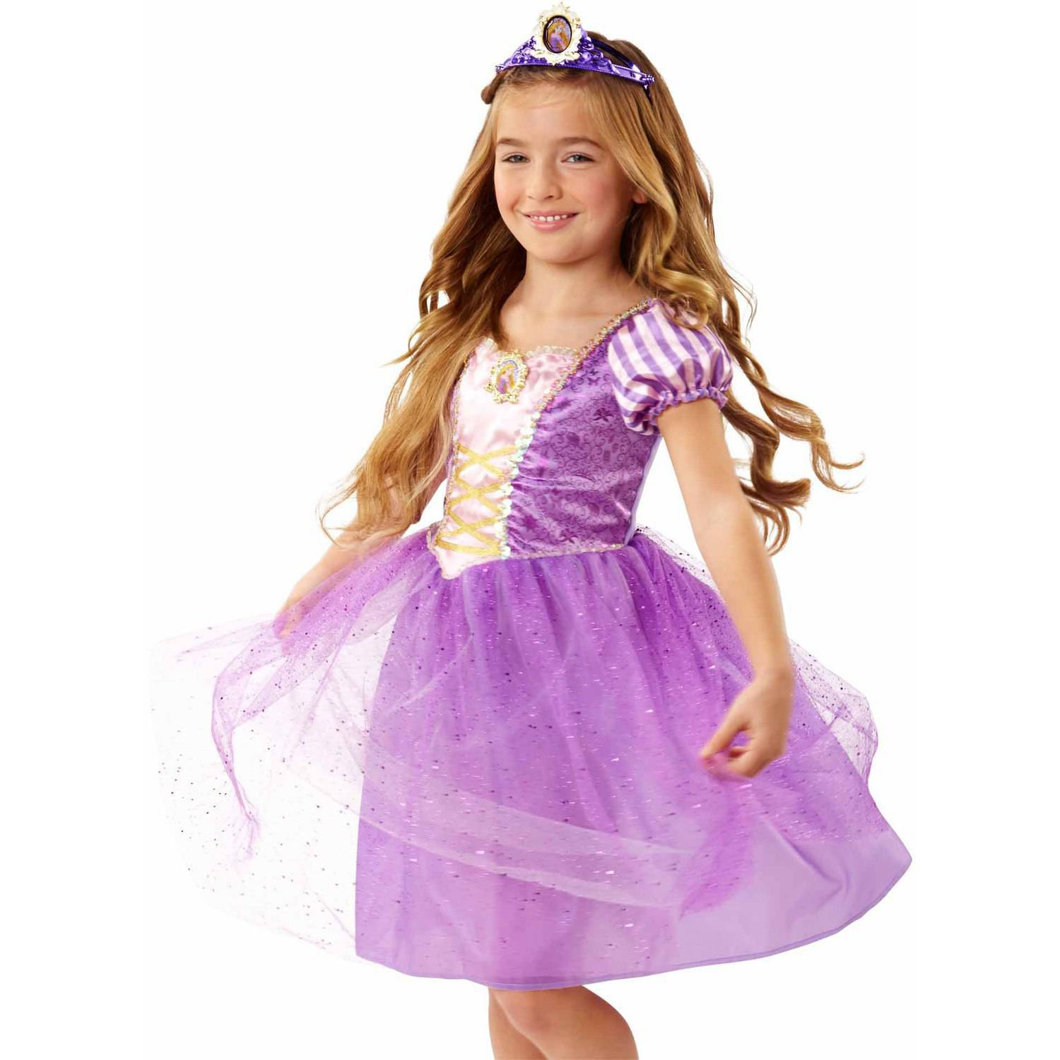 Disney Princess Rapunzel Keys to the Kingdom Dress