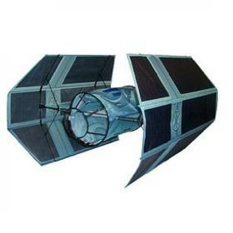 Go Fly A Kite Star Wars 3-D Deluxe Vehicle Kite - Tie Fig...