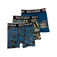 DC Comics Boys 3pc Batman Boxer Briefs Boxer Shorts Set Underwear