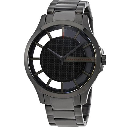 0f7d4adf8a5 Armani Exchange - Black Stainless Steel Mens Watch AX2189 - Walmart.com