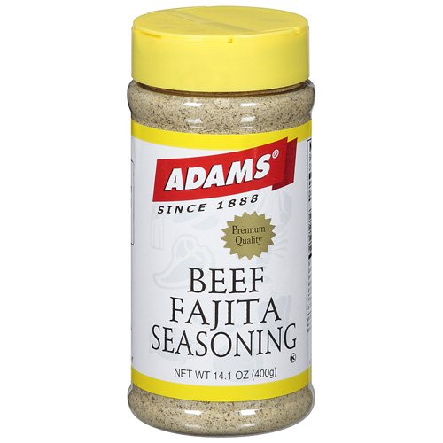 Adams Beef Fajita Seasoning, 400g
