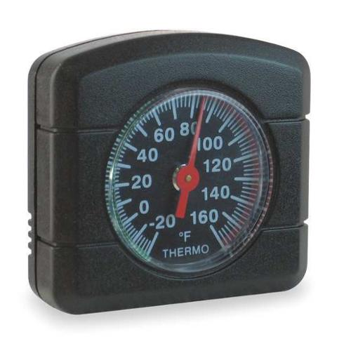 BELL 34200-8 Auto Thermometer,Indicator,Black