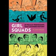 Girl Squads  - Audiobook