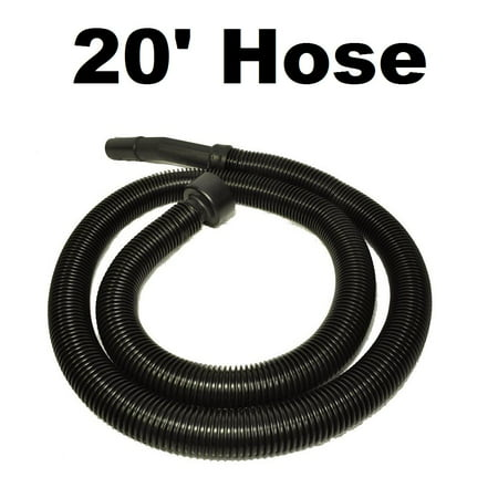 20' Extension Hose for Shop Vac Craftsman Wet Dry Vacuum 90512