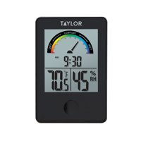 Taylor Wireless Indoor Comfort Level Thermometer