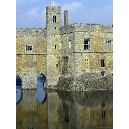 Leeds Castle, Kent, England Print Wall Art By Nik Wheeler ()