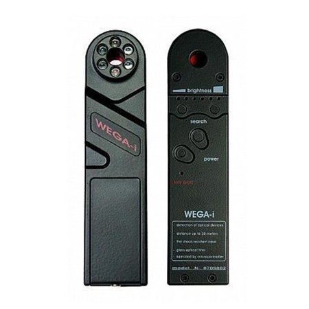 KJB Security Products DD1200 HIDDEN CAMERA DETECTOR