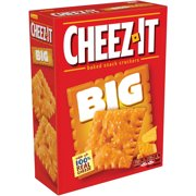 Cheez-It BIG Original Baked Snack Crackers, 11.7 oz