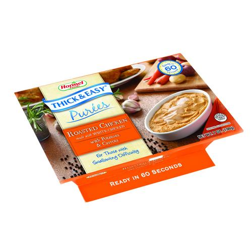 Thick and Easy Roasted Chicken with Potatoes and Carrots Puree, 7 Ounce -- 7 per case