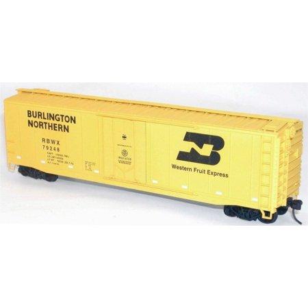 Ho 50 Plug Door (Accurail 5129 BN HO Kit 50' ARR Plug Door Box )