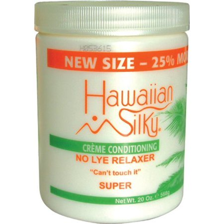 Hawaiian Silky No-Lye Relaxer 20 oz. - Super Bonus 20