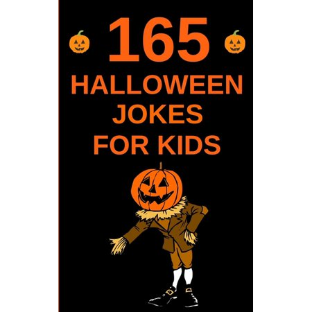 Mama Jokes Halloween (165 Halloween Jokes For Kids: The Spookily Funny Halloween Gift Book for Boys and Girls)