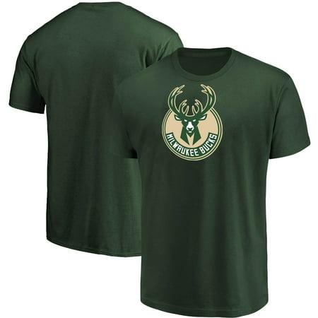 Men's Majestic Hunter Green Milwaukee Bucks Victory Century (Milwaukee Mall)