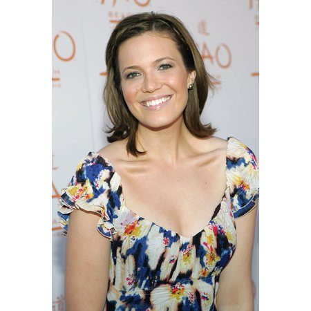 Mandy Moore In Attendance For Tao Beach Opening Party Canvas Art     16 X 20