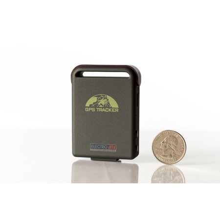 Rechargeable Mini Portable Gps Tracker   Hardwire Option For Car Rental Security